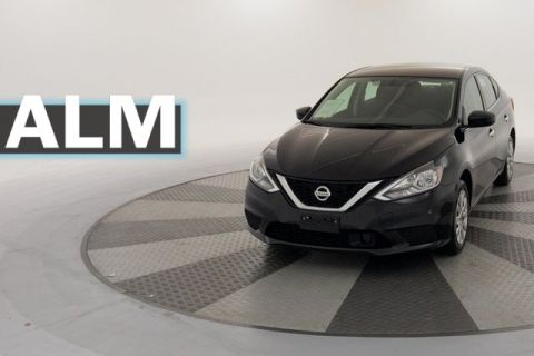 Pre-Owned 2018 Nissan Sentra S FWD 4D Sedan